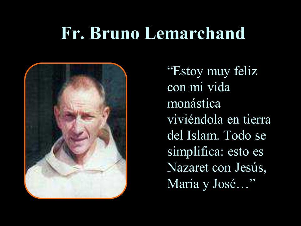 Fr. Bruno Lemarchand