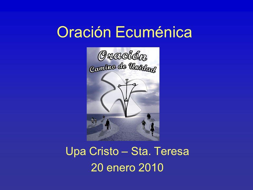Upa Cristo – Sta. Teresa 20 enero 2010