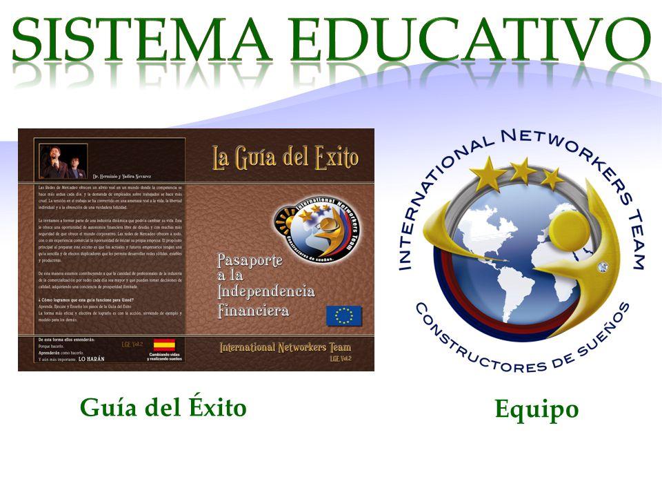 Sistema EDUCATIVO Guía del Éxito Equipo