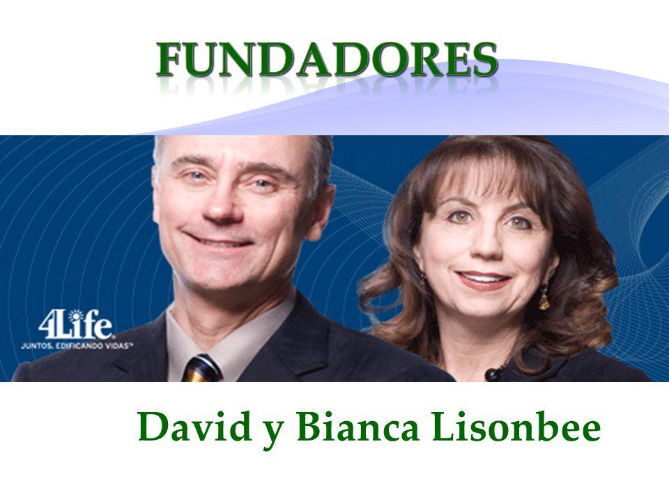 FUNDADORES David y Bianca Lisonbee