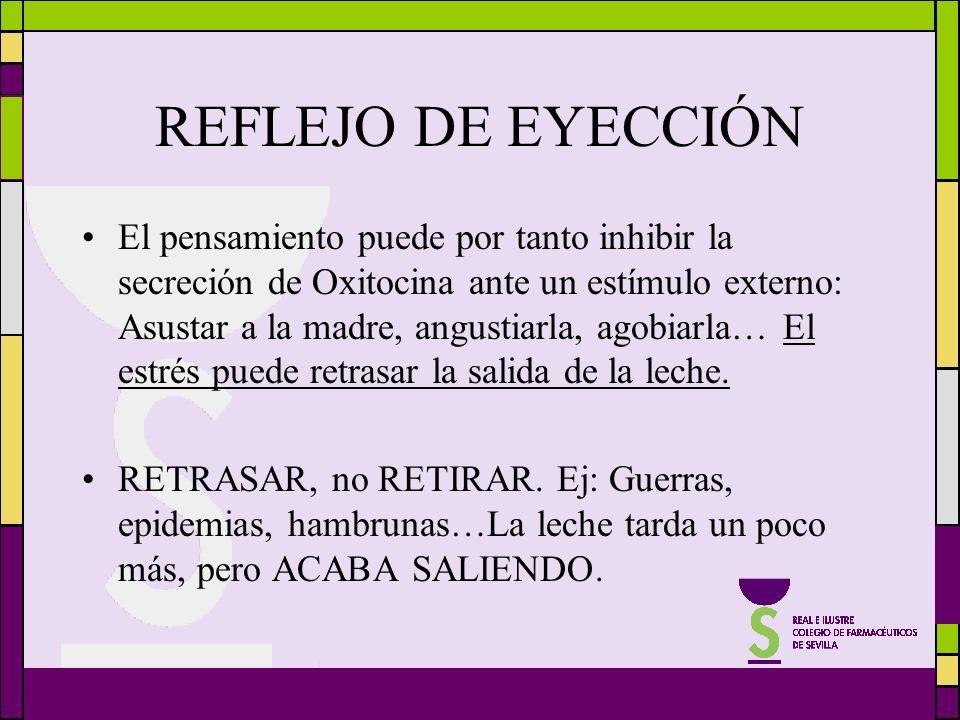 REFLEJO DE EYECCIÓN