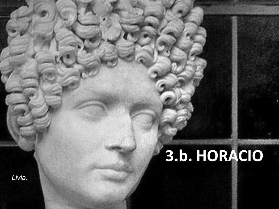 3.b. HORACIO Livia.