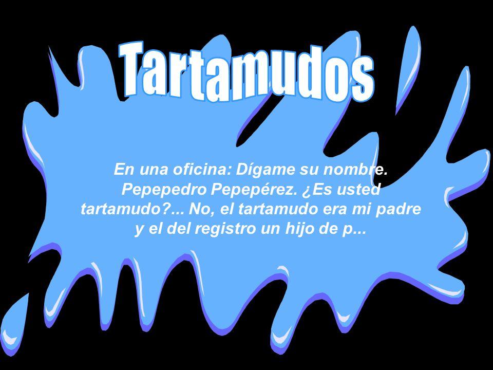 Tartamudos