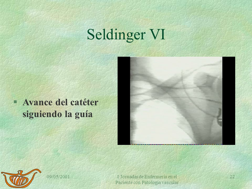 I Jornadas de Enfermería en el Paciente con Patología vascular