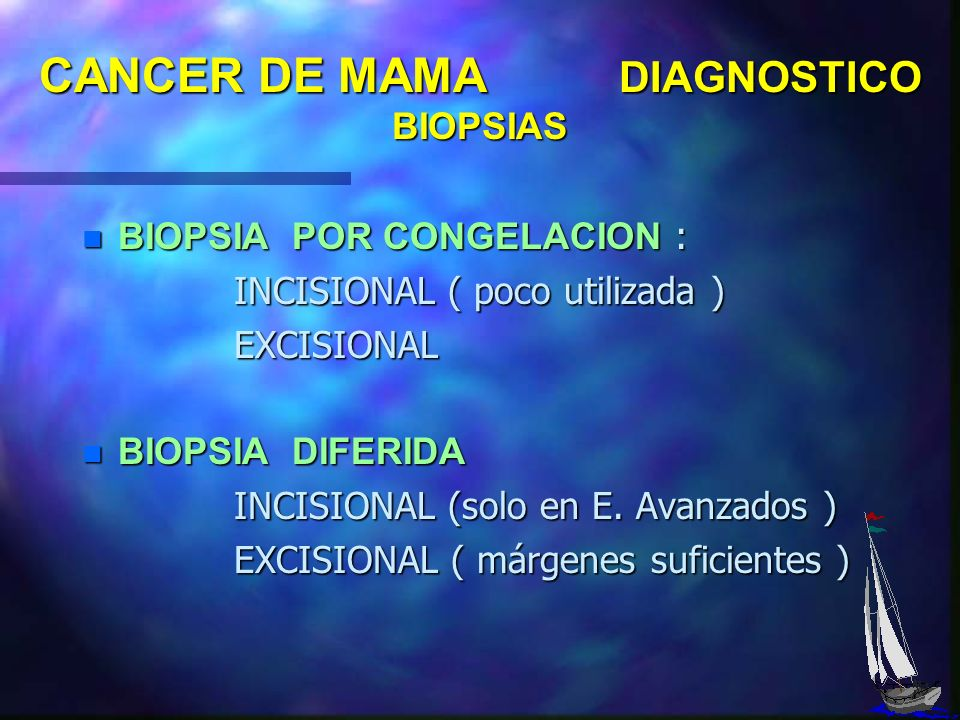 CANCER DE MAMA DIAGNOSTICO BIOPSIAS
