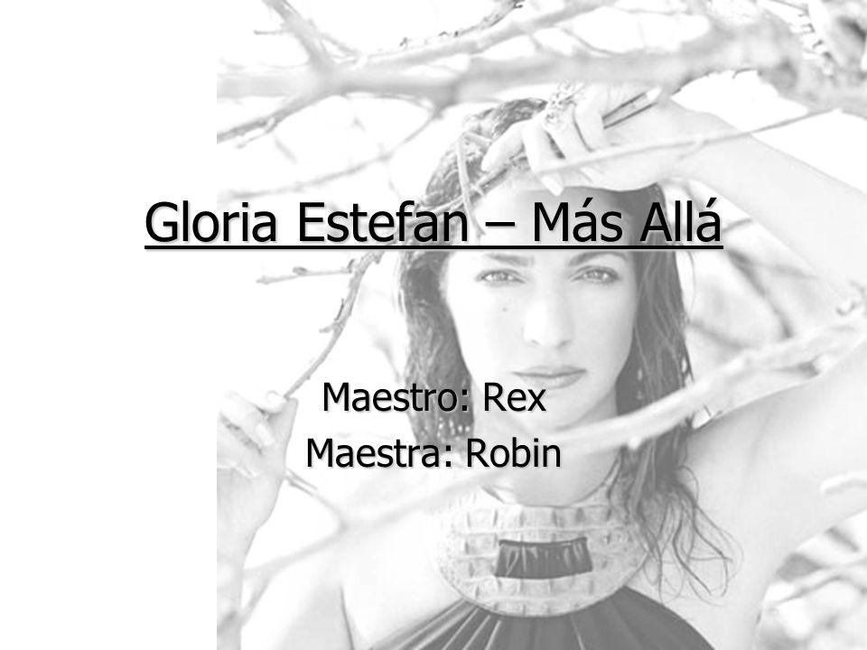 Gloria Estefan – Más Allá