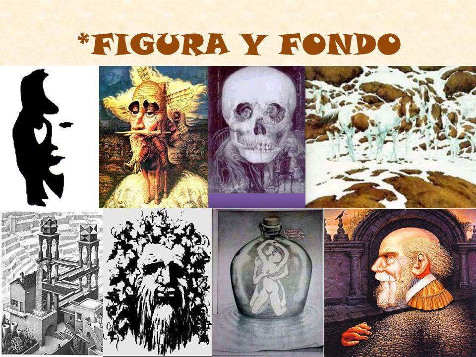 *FIGURA Y FONDO