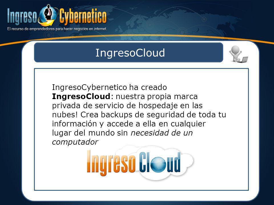 IngresoCloud