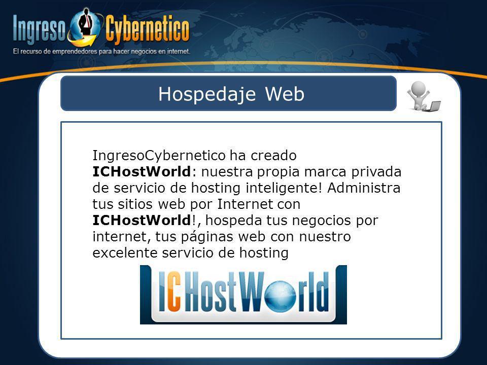 Hospedaje Web