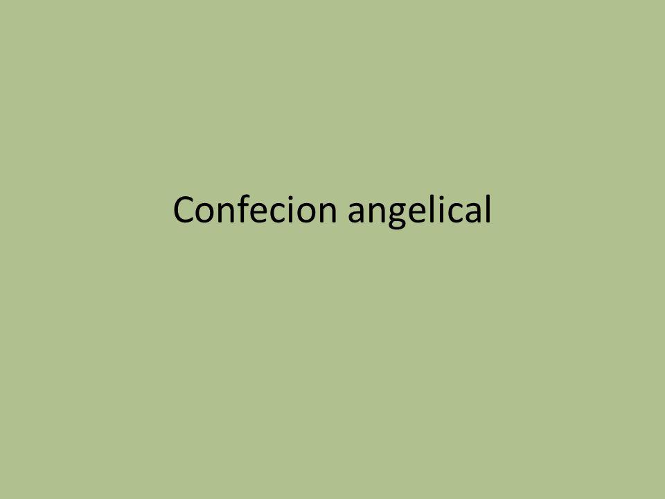 Confecion angelical