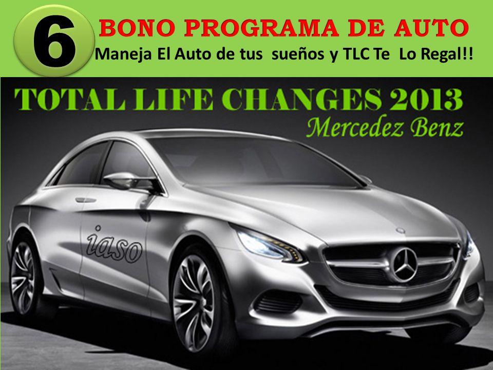 Maneja El Auto de tus sueños y TLC Te Lo Regal!!