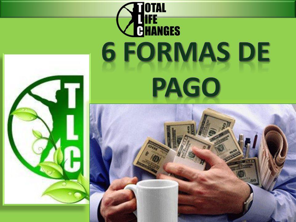 6 formas de PAGO