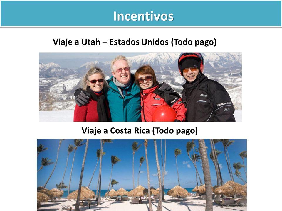 Viaje a Costa Rica (Todo pago)