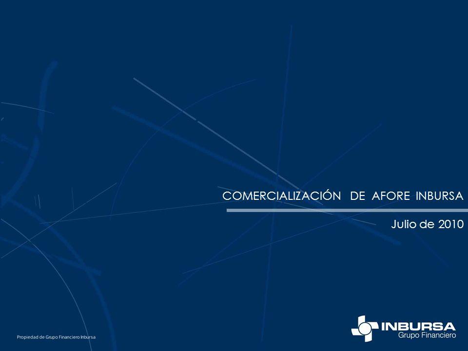 COMERCIALIZACIÓN DE AFORE INBURSA
