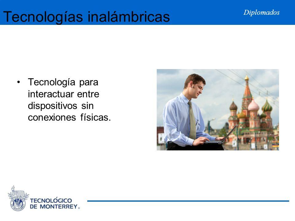 Tecnologías inalámbricas