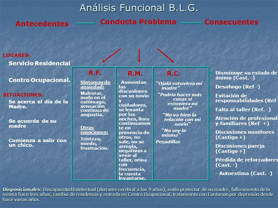 Análisis Funcional B.L.G.