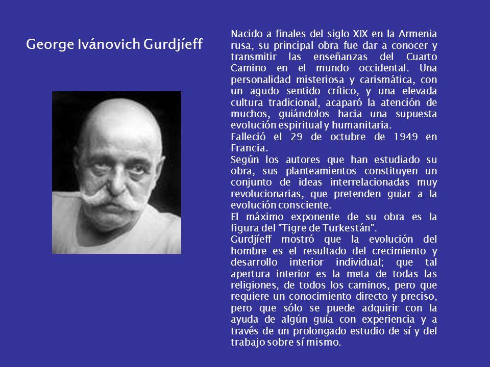 George Ivánovich Gurdjíeff