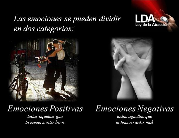 Emociones Positivas todas aquellas que te hacen sentir bien
