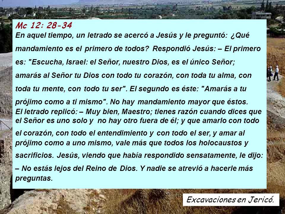 Mc 12: 28-34