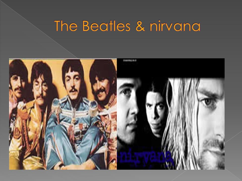 The Beatles & nirvana