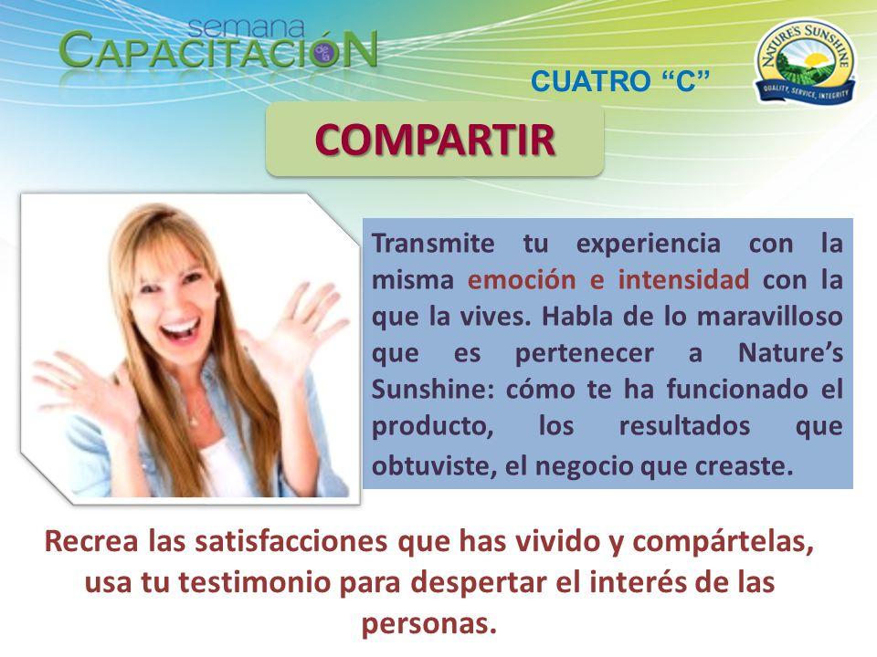 CUATRO C COMPARTIR.