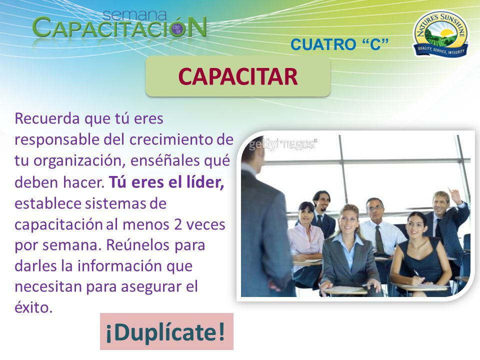 CUATRO C CAPACITAR.
