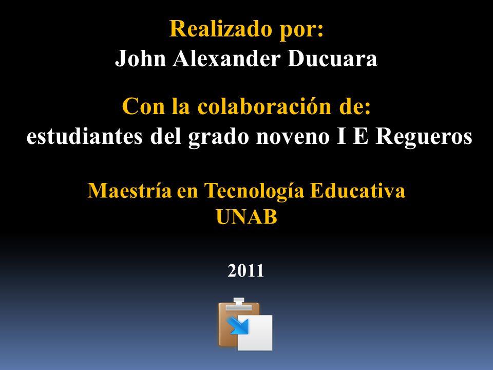 John Alexander Ducuara
