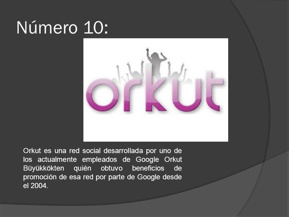 Número 10: