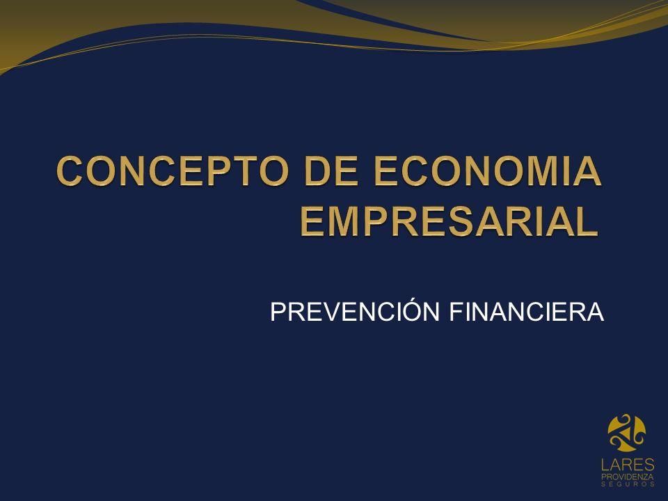 CONCEPTO DE ECONOMIA EMPRESARIAL