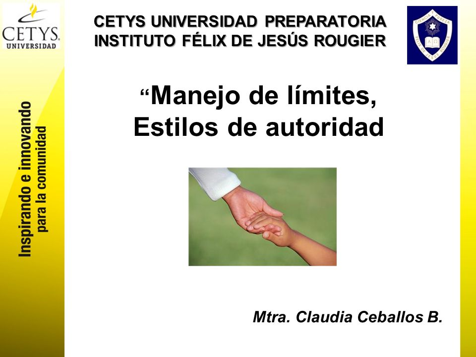 CETYS UNIVERSIDAD PREPARATORIA INSTITUTO FÉLIX DE JESÚS ROUGIER