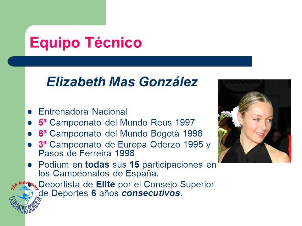 Elizabeth Mas González