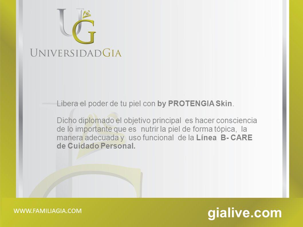 gialive.com Libera el poder de tu piel con by PROTENGIA Skin.