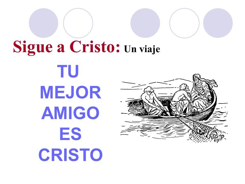 Sigue a Cristo: Un viaje