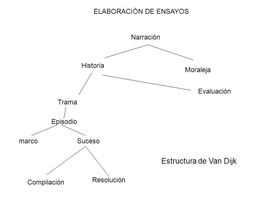 ELABORACIÓN DE ENSAYOS