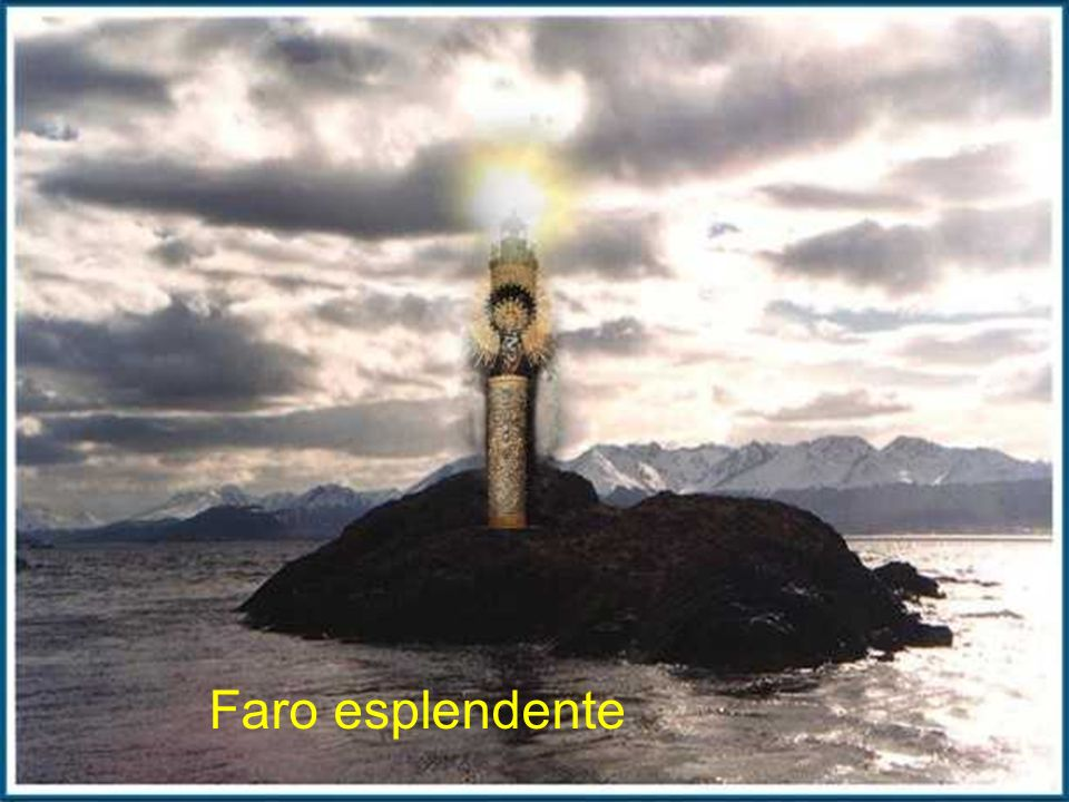 Faro esplendente