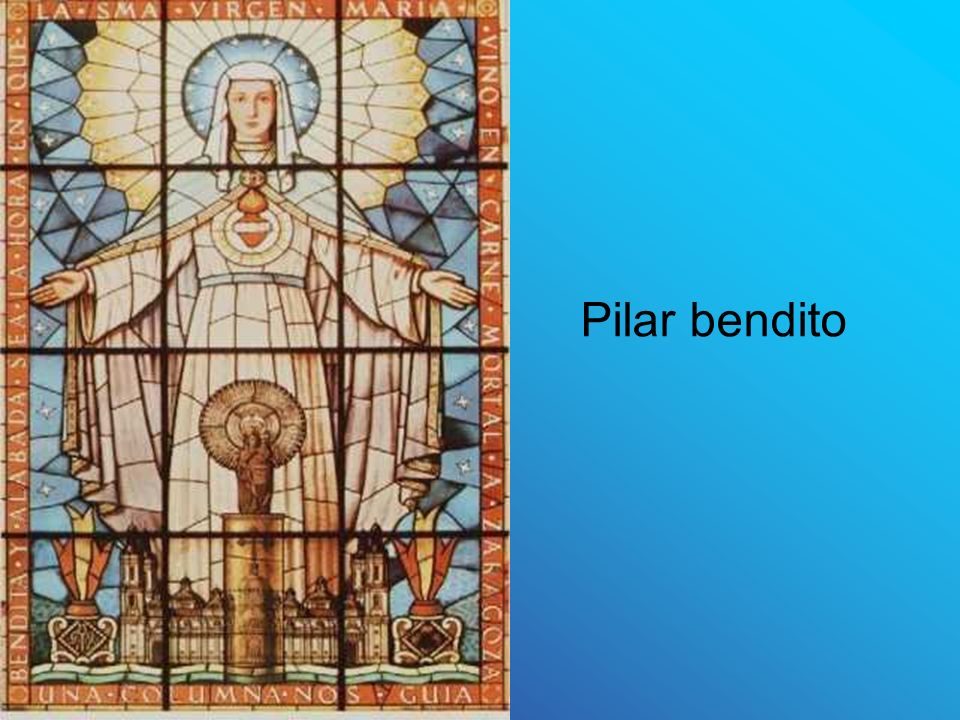 Pilar bendito