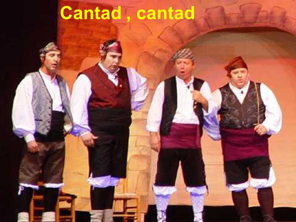 Cantad , cantad