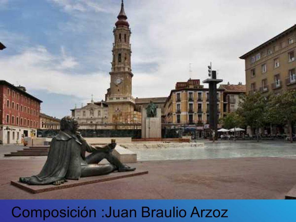 Cantad cantad a la Virgen del Pilar Composición :Juan Braulio Arzoz