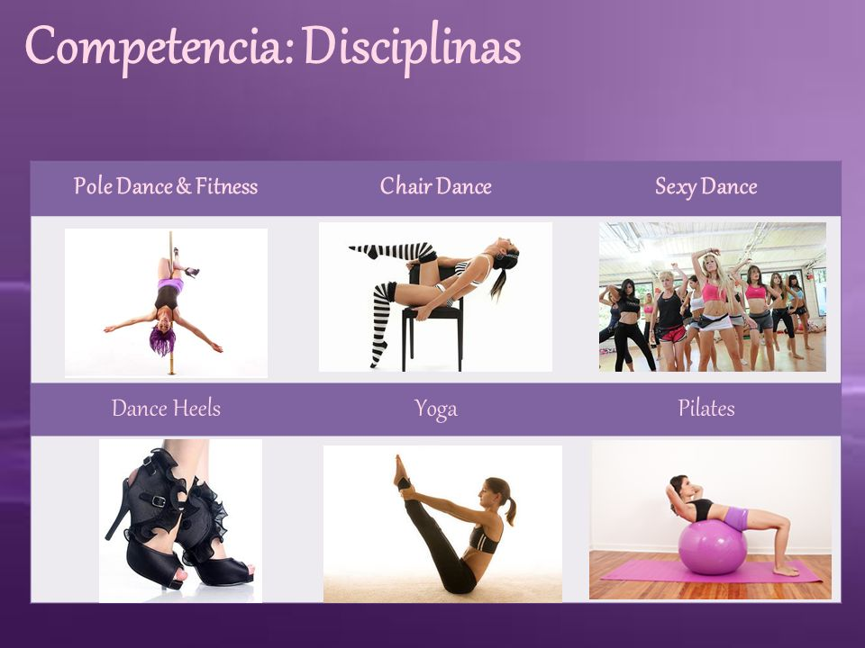 Competencia: Disciplinas