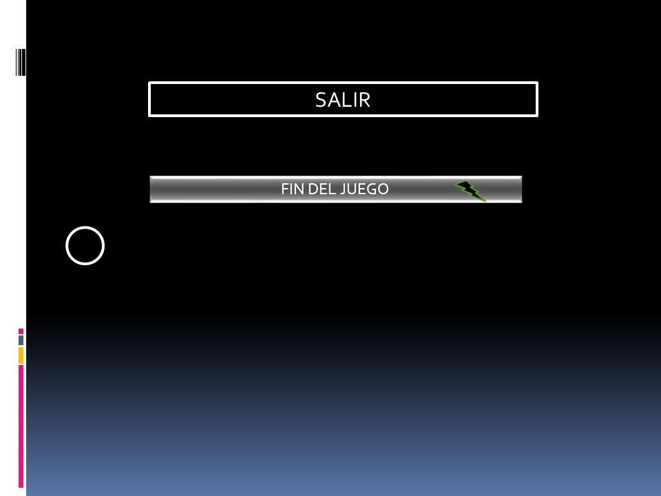 SALIR FIN DEL JUEGO