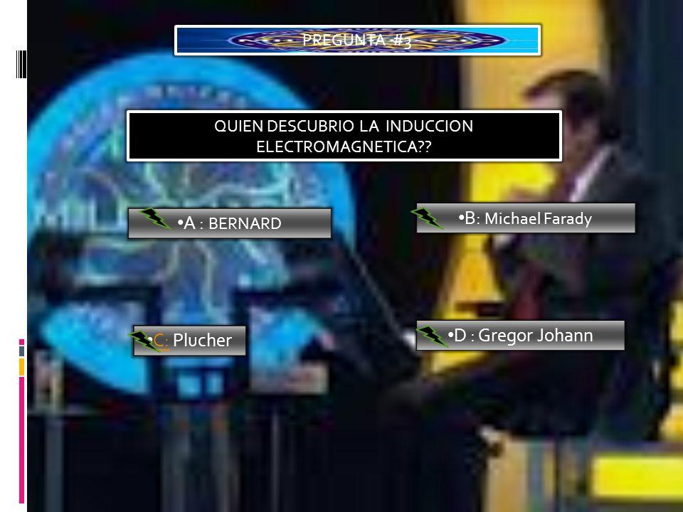 QUIEN DESCUBRIO LA INDUCCION ELECTROMAGNETICA