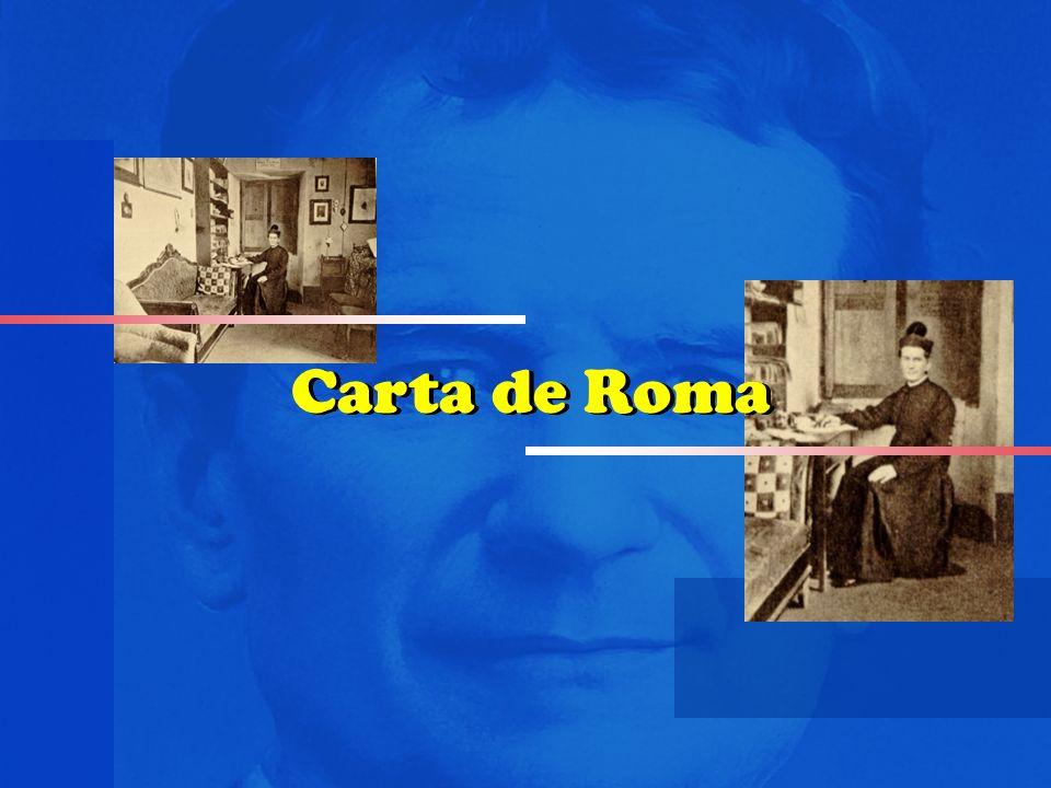 Carta de Roma Carta de Roma