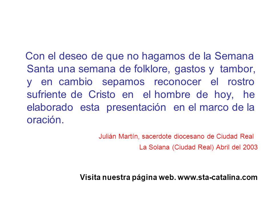 Julián Martín, sacerdote diocesano de Ciudad Real