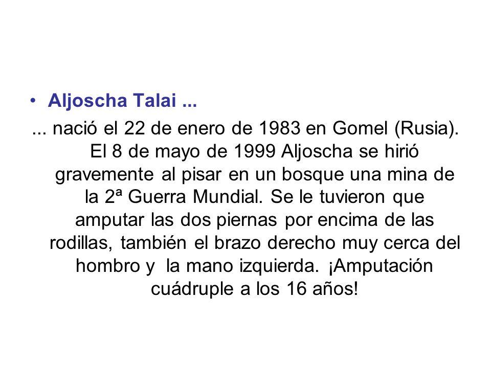 Aljoscha Talai ...