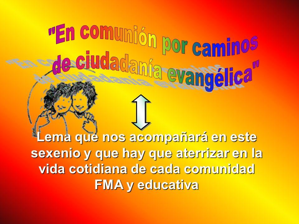 En comunión por caminos de ciudadanía evangélica