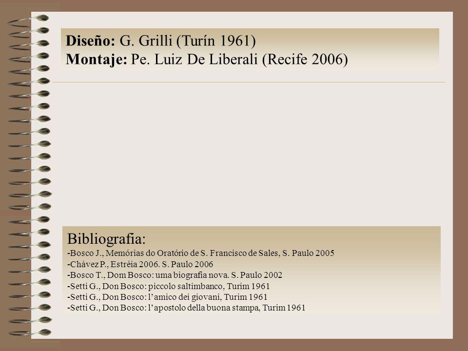 Diseño: G. Grilli (Turín 1961)