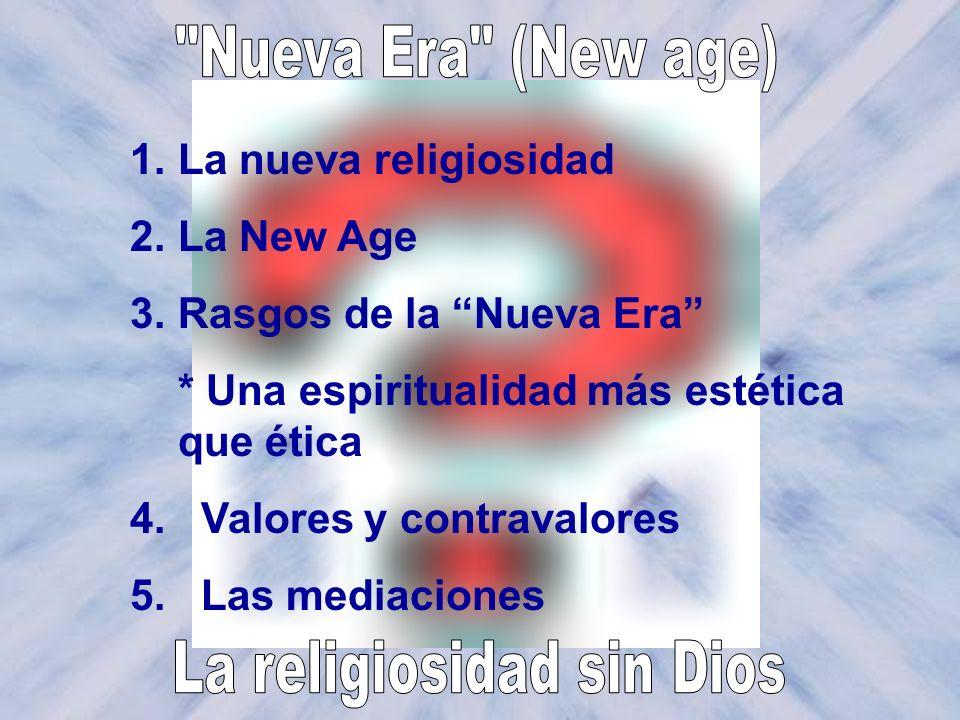 La religiosidad sin Dios