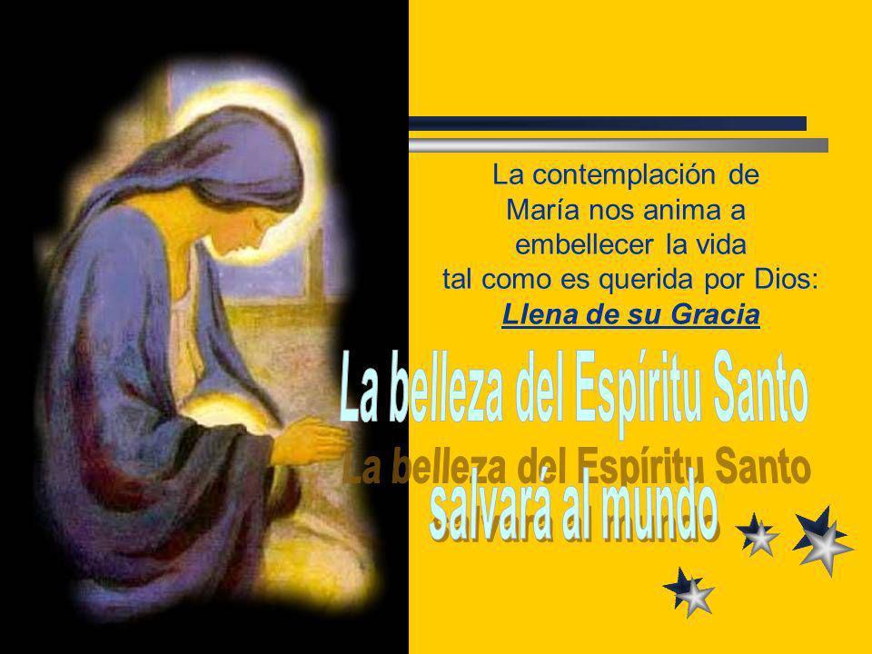 La belleza del Espíritu Santo