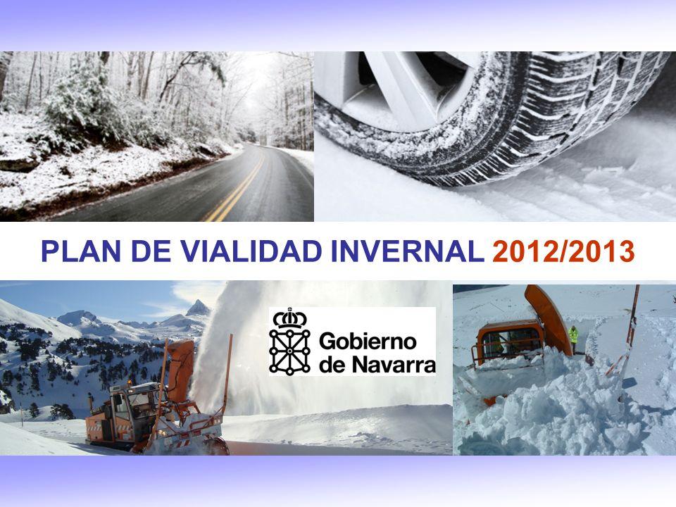 PLAN DE VIALIDAD INVERNAL 2012/2013