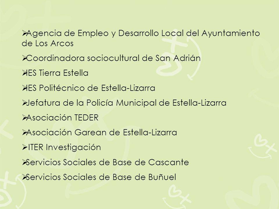 Agencia de Empleo y Desarrollo Local del Ayuntamiento de Los Arcos